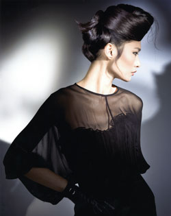 Bruno Marc Giametti Southern Hairdresser of the Year 2007 Colleciton Pic