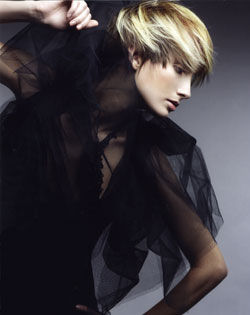 Karine Jackson London Hairdresser of the Year 2007 Collection pic 1