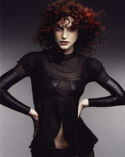 Karine Jackson London Hairdresser of the Year 2007 Collection pic 2