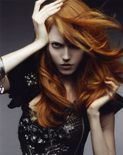 Karine Jackson London Hairdresser of the Year 2007 Collection pic 3