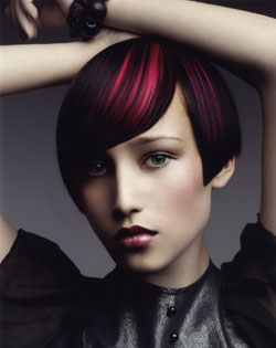 Karine Jackson London Hairdresser of the Year 2007 Collection pic 4