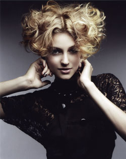 Karine Jackson London Hairdresser of the Year 2007 Collection pic 6