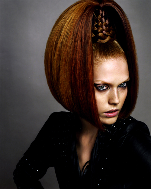 Avant Garde Hairdresser of the Year 2008 collection pic 6