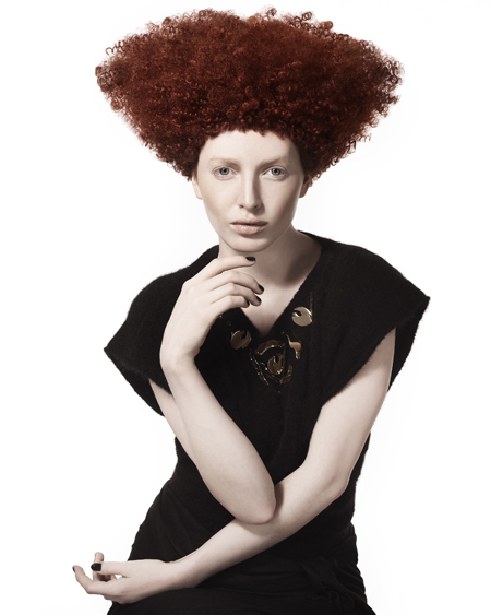 Midlands Hairdresser of the Year 2009 Colleciton Pic