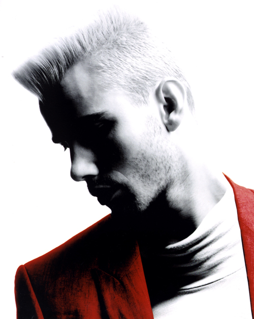 Jamie Stevens Men's Hairdresser of the Year 2008 Collection Pic 4