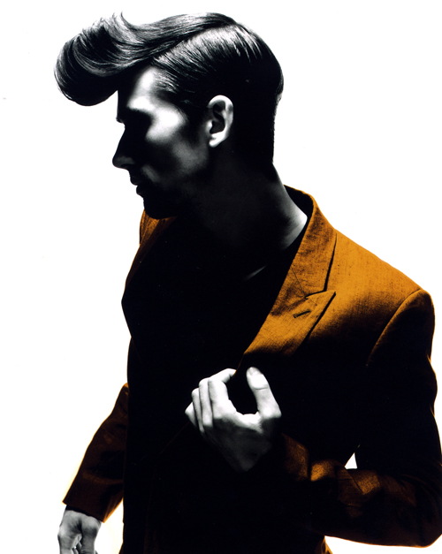 Jamie Stevens Men's Hairdresser of the Year 2008 Collection Pic 6