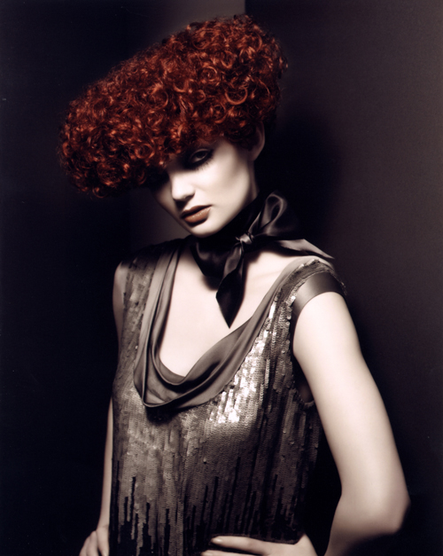 Keith Kane Northern Ireland Hairdresser of the Year 2008 Colleciton Pic