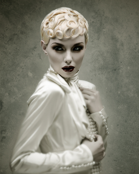 Kevin Kahan Northern Ireland Hairdresser of the Year 2009 Colleciton Pic 1