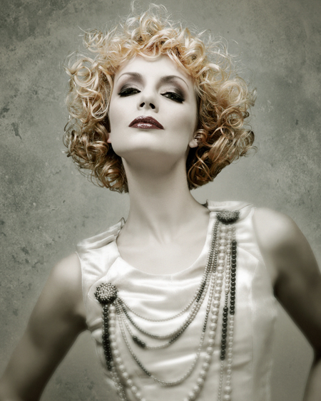 Kevin Kahan Northern Ireland Hairdresser of the Year 2009 Colleciton Pic 2