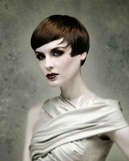 Kevin Kahan Northern Ireland Hairdresser of the Year 2009 Colleciton Pic 4