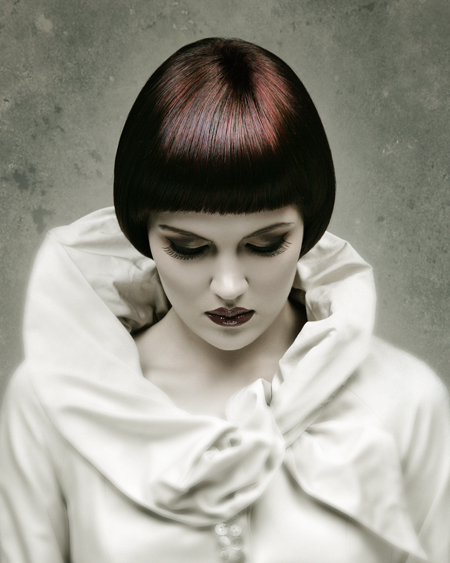 Kevin Kahan Northern Ireland Hairdresser of the Year 2009 Colleciton Pic 5
