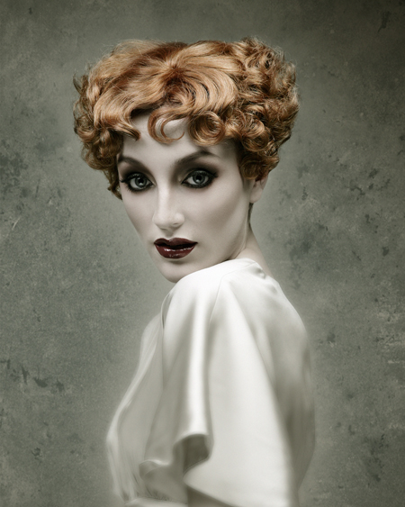 Kevin Kahan Northern Ireland Hairdresser of the Year 2009 Colleciton Pic 6