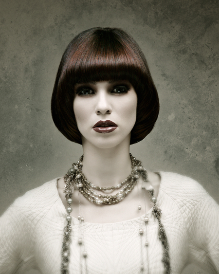 Kevin Kahan Northern Ireland Hairdresser of the Year 2009 Colleciton Pic 7