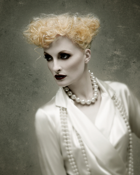 Kevin Kahan Northern Ireland Hairdresser of the Year 2009 Colleciton Pic 8