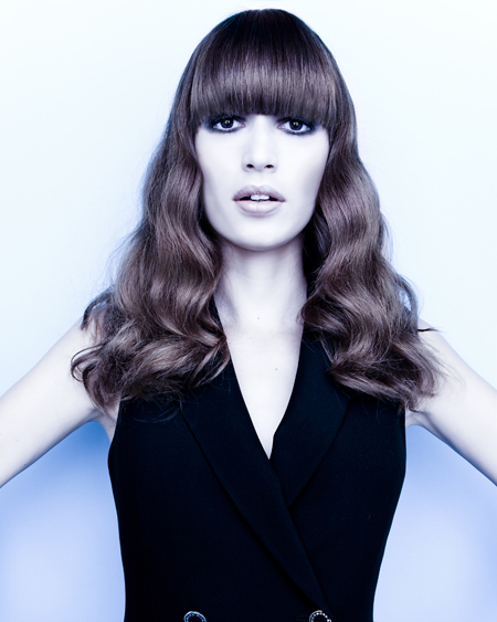 Leo Bancroft Southern Hairdresser of the Year 2009 Colleciton Pic 1