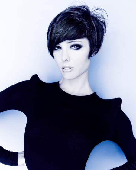 Leo Bancroft Southern Hairdresser of the Year 2009 Colleciton Pic 2