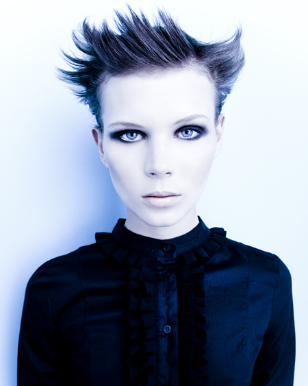 Leo Bancroft Southern Hairdresser of the Year 2009 Colleciton Pic 3