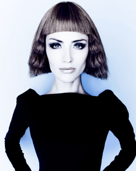 Leo Bancroft Southern Hairdresser of the Year 2009 Colleciton Pic 4