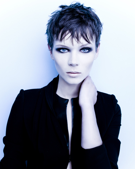 Leo Bancroft Southern Hairdresser of the Year 2009 Colleciton Pic 5