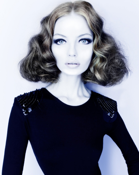 Leo Bancroft Southern Hairdresser of the Year 2009 Colleciton Pic 6