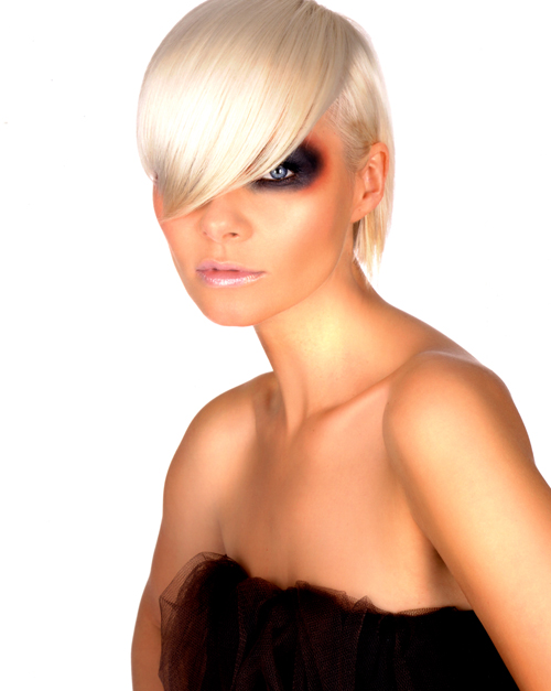 Paul Ferguson North Eastern Hairdresser of the Year 2008 Colleciton Pic