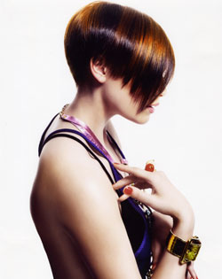 Tim Scott-Wright Midlands Hairdresser of the Year 2007 Colleciton Pic 1