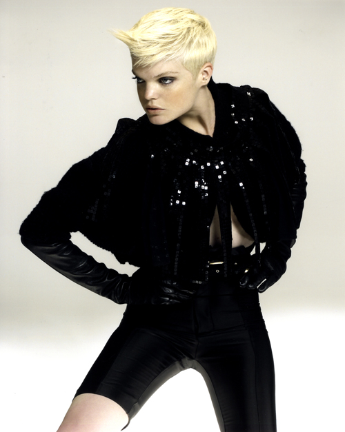 Sharon Peake North Western Hairdresser of the Year 2008 Collection pic 3