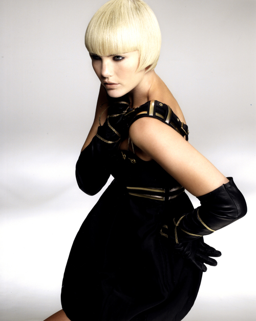 Sharon Peake North Western Hairdresser of the Year 2008 Collection pic 4
