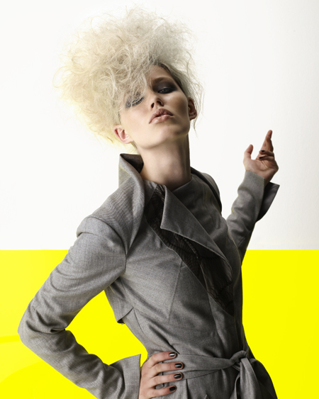 Sharon Peake North Western Hairdresser of the Year 2009 Collection pic 5