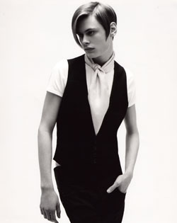 Jim Shaw Men's Hairdresser of the Year 2007 Collection Pic 4