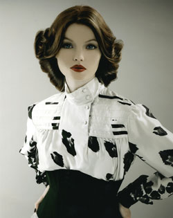 Liz Shipton Wales and South West Hairdresser of the Year 2007 Collection Pic 6