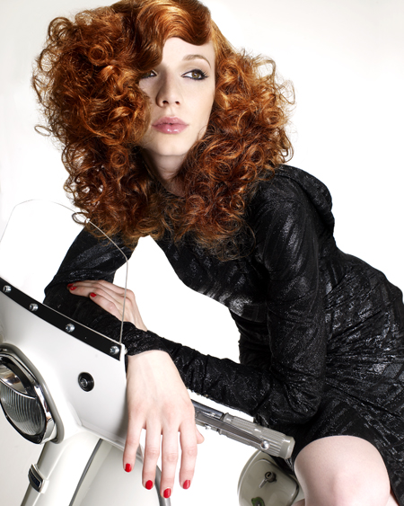 Susan Hall North Eastern Hairdresser of the Year 2009 Colleciton Pic 3