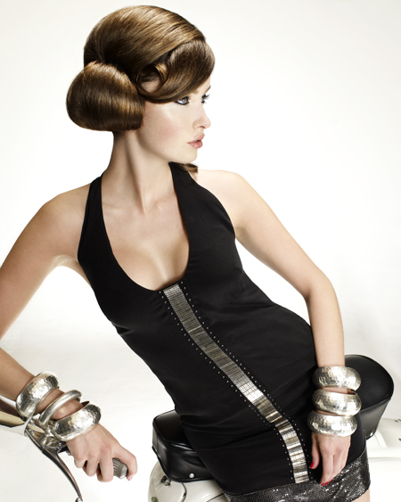 Susan Hall North Eastern Hairdresser of the Year 2009 Colleciton Pic 6