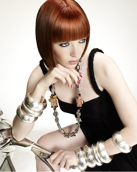 Susan Hall North Eastern Hairdresser of the Year 2009 Colleciton Pic 7
