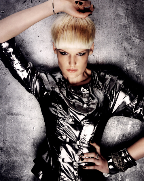 Terri Kay Eastern Hairdresser of the Year 2008 Collection pic 3