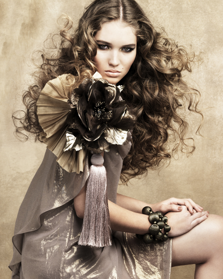 Terri Kay Eastern Hairdresser of the Year 2009 Collection pic 2