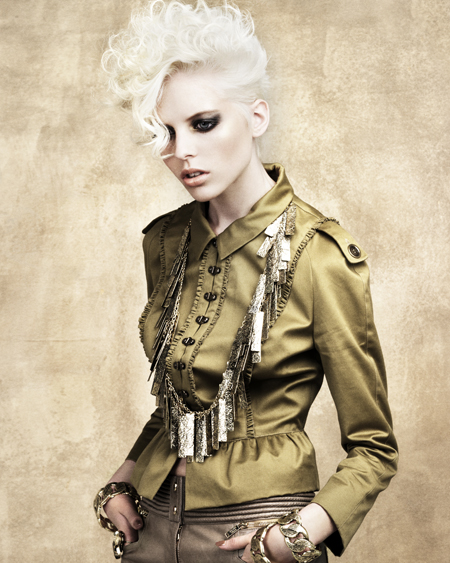 Terri Kay Eastern Hairdresser of the Year 2009 Collection pic 6