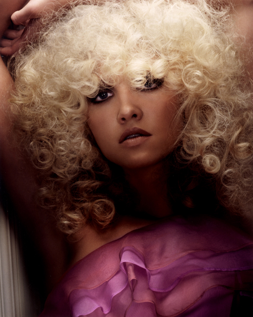 Tracey Devine Scottish Hairdresser of the Year 2008 Collection Pic