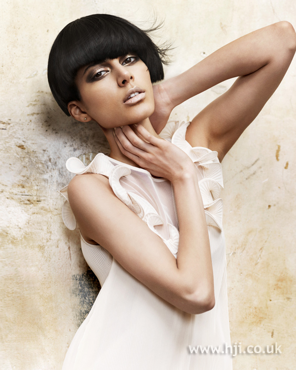 Alexander Turnbull North Eastern Hairdresser of the Year 2010 Collection pic 1