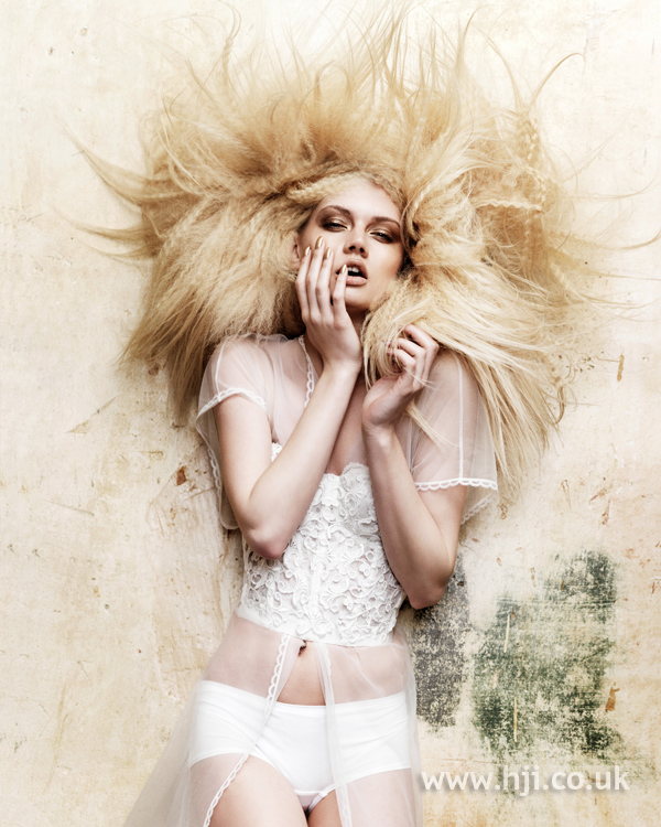 Alexander Turnbull North Eastern Hairdresser of the Year 2010 Collection pic 2