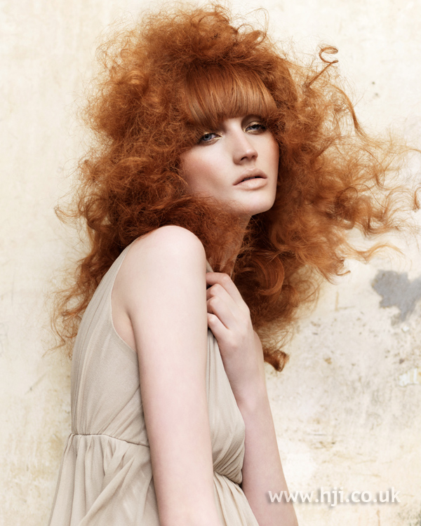 Alexander Turnbull North Eastern Hairdresser of the Year 2010 Collection pic 3