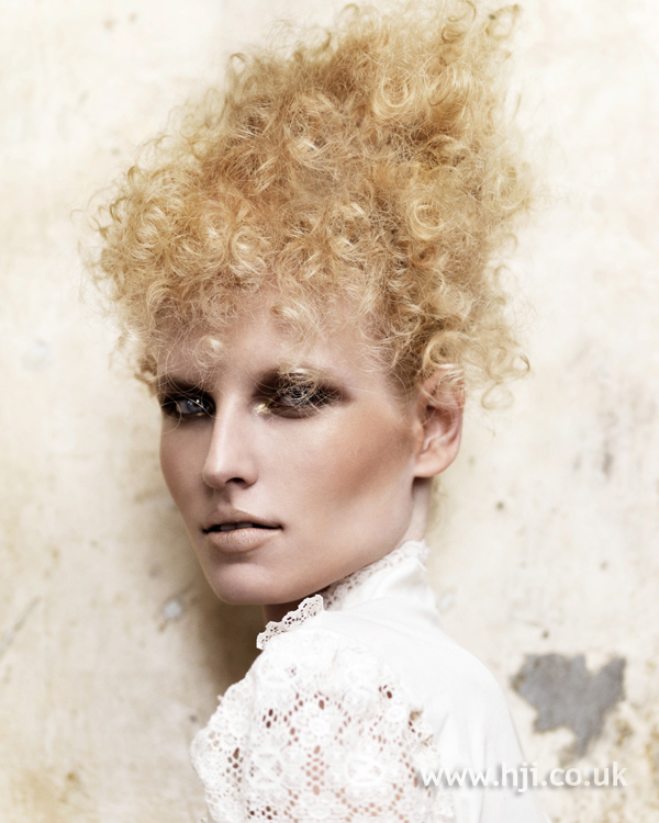 Alexander Turnbull North Eastern Hairdresser of the Year 2010 Collection pic 5