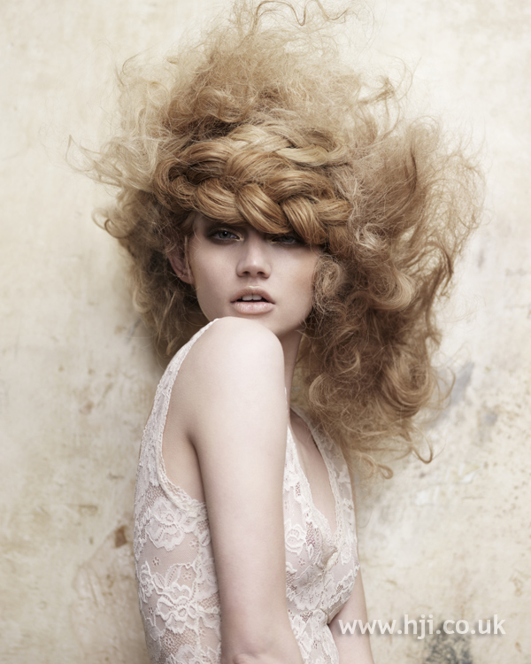 Alexander Turnbull North Eastern Hairdresser of the Year 2010 Collection pic 7