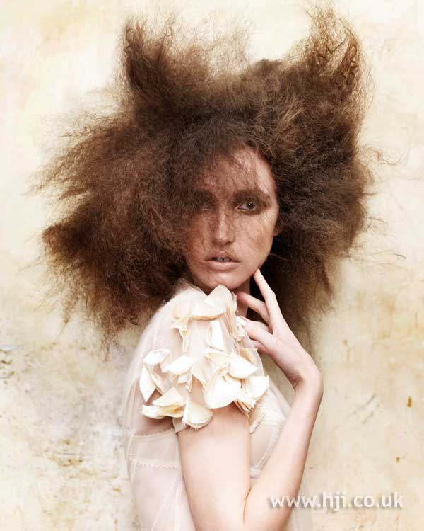 Alexander Turnbull North Eastern Hairdresser of the Year 2010 Collection pic 8