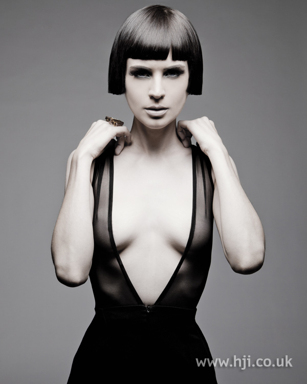 Chris Appleton Eastern Hairdresser of the Year 2010 Collection pic 1