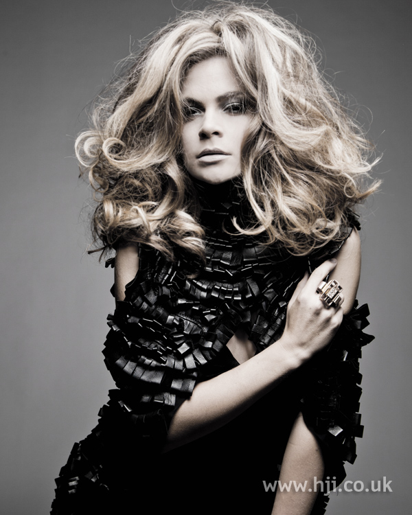 Chris Appleton Eastern Hairdresser of the Year 2010 Collection pic 6