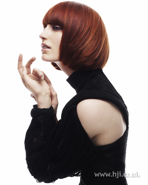 Keith Kane Northern Ireland Hairdresser of the Year 2010 Colleciton Pic 5