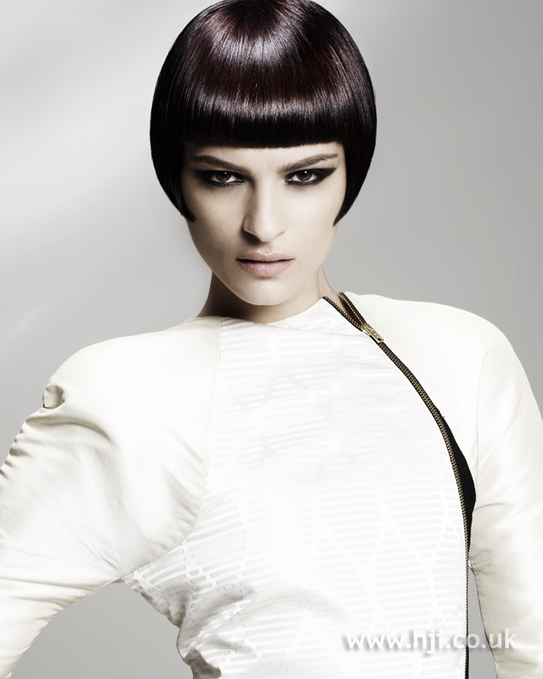 Kay McIntyre Scottish Hairdresser of the Year 2010 Collection Pic 5