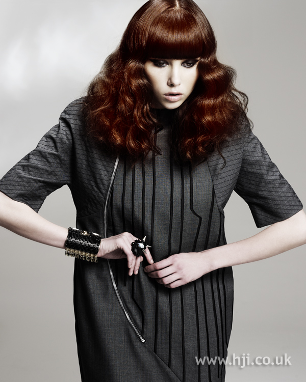 Kay McIntyre Scottish Hairdresser of the Year 2010 Collection Pic 7