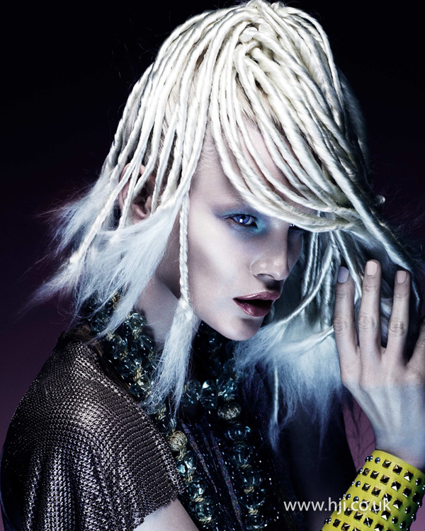 Kevin Kahan Northern Ireland Hairdresser of the Year 2012 Colleciton Pic 7
